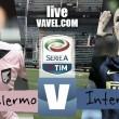 Palermo-Inter (0-1) diretta, LIVE Serie A 2016/2017 . Joao Mario al 65. Espulsi Ansaldi e Gazzi