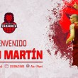 El regreso de Nacho Martín cierra la plantilla de Basket Zaragoza
