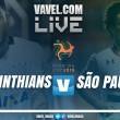Jogo Corinthians x São Paulo AO VIVO online pela Final da Florida Cup