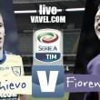 Chievo - Fiorentina (0-3) diretta, LIVE Serie A 2016/17. La chiude Chiesa al 95'