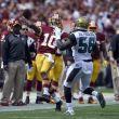 Redskins logran sin RGIII decisiva victoria ante Jaguars