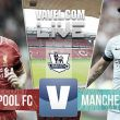Liverpool 2-1 Manchester City: As it happened
