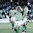 El Real Betis ultima el encuentro del domingo con seis ausencias