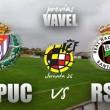 Real Valladolid B- Racing de Santander: duelo 'artificial' por el play off