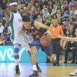Fotos e imágenes del FC Barcelona 99-83 Baloncesto Sevilla, 26ª jornada de la Liga Endesa