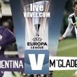 Fiorentina-Borussia Moenchengladbach in diretta, Europa League 2016/17 LIVE (21.00)