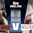 Bayer Leverkusen - Atletico Madrid in diretta, LIVE Champions League 2016/17 (20:45)