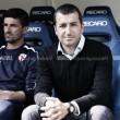 """Diego Martínez: """"Ponerte con 46 puntos faltando ocho jornadas es muy positivo"""""""
