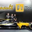 Renault presenta el RS17 con Nico Hülkenberg y Jolyon Palmer