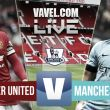 Resultado Manchester United vs Manchester City (4-2)