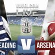 Arsenal vs Reading 2015 Live Result and FA Cup Semi-Final Scores 2015