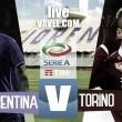 Fiorentina - Torino diretta, LIVE Serie A 2016/17 (20.45)