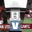 Manchester United x Southampton ao vivo hoje na final da Copa da Liga Inglesa
