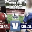 Arsenal vs Chelsea Live Result and EPL Scores 2015 (0-0)