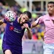 Palermo - Fiorentina in diretta, LIVE Serie A 2016/17 (15:00)