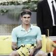 """Roger Federer: """"Tuve que encontrar otras maneras para ganar los puntos"""""""