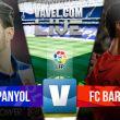 Espanyol vs Barcelona en vivo online (0-2)