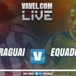 Paraguai x Equador AO VIVO hoje pelas Eliminatórias da Copa do Mundo
