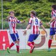 El Atlético B se aferra a su último tren por los playouts