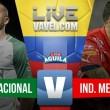 Resumen Atlético Nacional 3-1 Medellín en Liga Águila 2017