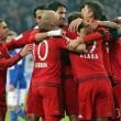 Il Bayern è una macchina perfetta: 1-3 a Gelsenkirchen