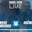 Novo Hamburgo x Grêmio AO VIVO agora no Campeonato Gaúcho 2017 (1-1)