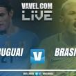 Jogo Uruguai x Brasil ao vivo hoje nas Eliminatórias da Copa do Mundo (0-0)
