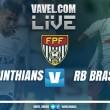 Corinthians empata com o RB Brasil pelo Campeonato Paulista (1-1)