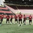 Com mudança no esquema tático, Sport viaja definido para decisão contra Bahia