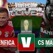 Marítimo vs Benfica en vivo y en directo online en la Taça da Liga 2015