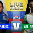 Resultado Millonarios vs Nacional en Liga Águila 2017 (0-1)