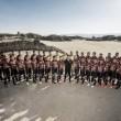 Alebrijes se toma la foto oficial en Monte Albán