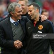 Ryan Giggs reveals that José Mourinho snub was reason behind Manchester United exit