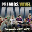 Votación PremiosVAVELde la Liga BBVA2014/2015