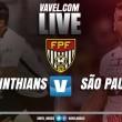 Jogo Corinthians x São Paulo AO VIVO agora no Campeonato Paulista 2017 (0-0)