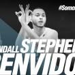 Kendall Stephens, nuevo fichaje obradorista | Fotografía: obradoirocab.com