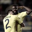 Bakambu se reencuentra y supera a Soriano como máximo goleador de la temporada