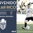 Óscar Rico, octavo fichaje del CD Atlético Baleares