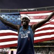 World Athletics Championships: Brittney Reese wins long jump as the USA continue goldrush