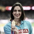 World Athletics Championships: Maria Lasitskene wins gold to retain her High Jump title