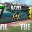 CF Villanovense-CF Fuenlabrada: solo uno continuará de fiesta