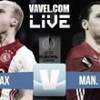 Ajax vs Manchester United Live Stream Score and Europa League Final Result 2017 (0-0)
