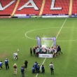 FA WPL Play-Off Final: Tottenham Hotspur 3-0 Blackburn Rovers: Spurs WSL bound after completing quadruple