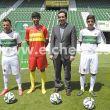 El Elche CF presenta las equipaciones para la 2015-2016