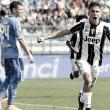 Juve-Empoli - pochi i precedenti, tutti a favore dei bianconeri