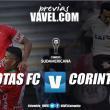 Previa Patriotas vs Corinthians: buscando una victoria de mucha 'altura'