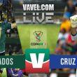Resultado Venados vs Cruz Azul en Copa MX 2015 (0-1)