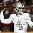 Oakland Raiders, Derek Carr agree to five-year, $125M extension