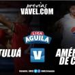 Cortuluá vs. América: los 'escarlatas' quieren festejar por partida doble