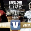 Resultado Manchester United vs Zorya Luhansk en vivo online en la Europa League 2016